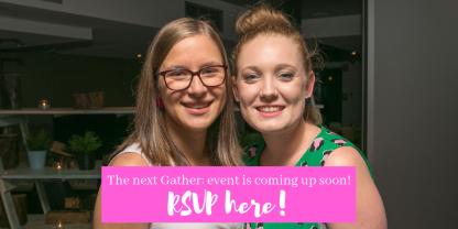 Gather Next Event Kiarah Grace Kelly